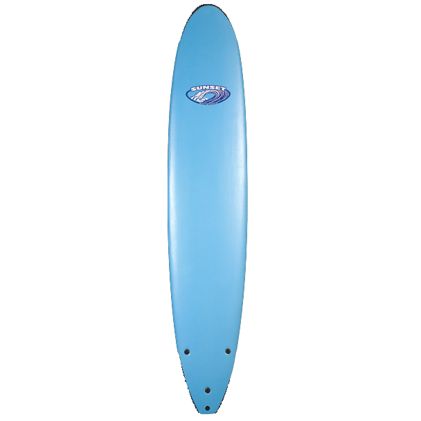 Sunset Soft School Longboard