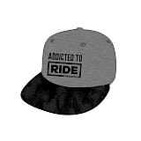 Snapback Cap Addicted toRide