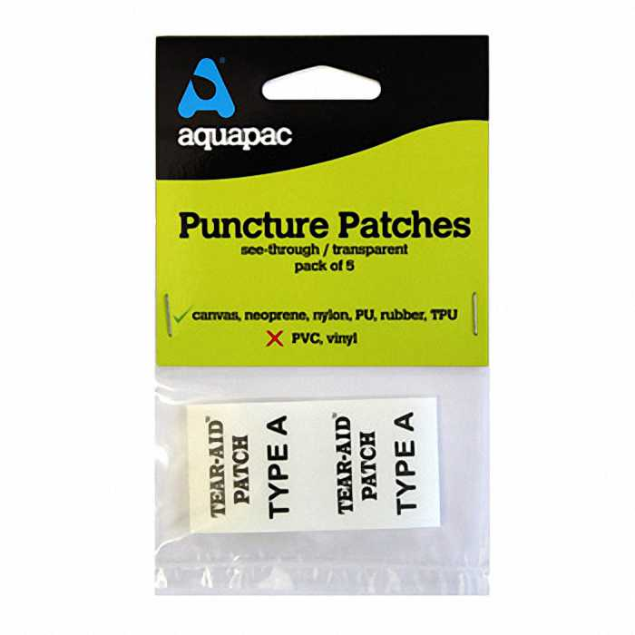 Puncture Patches