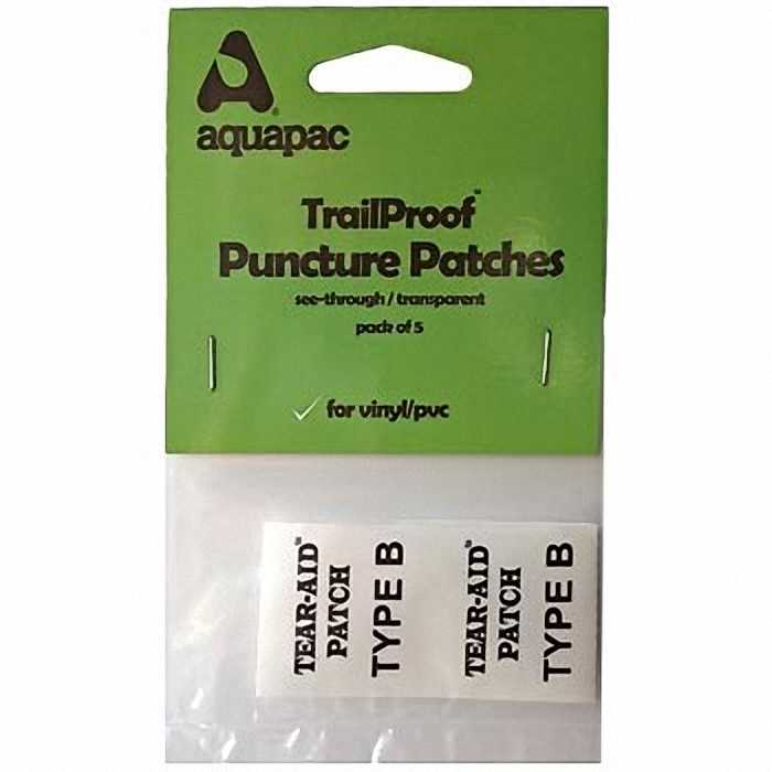 TrailProof/Puncture Patches