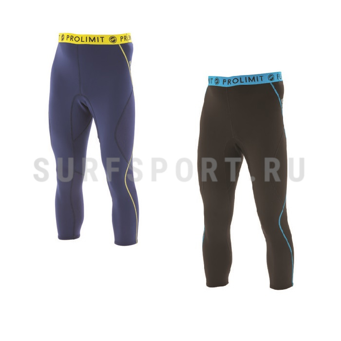 Neoprene 3/4 LEG pants 1mm