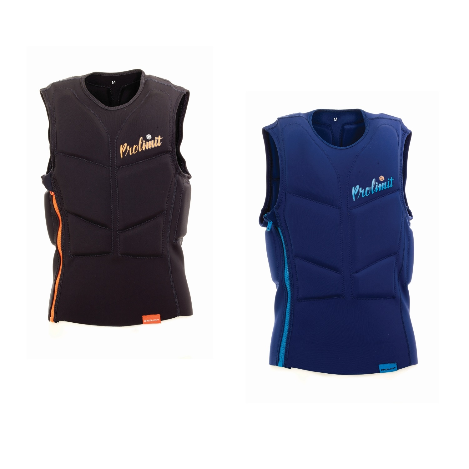 Kite Strech vest half padded Side Zip
