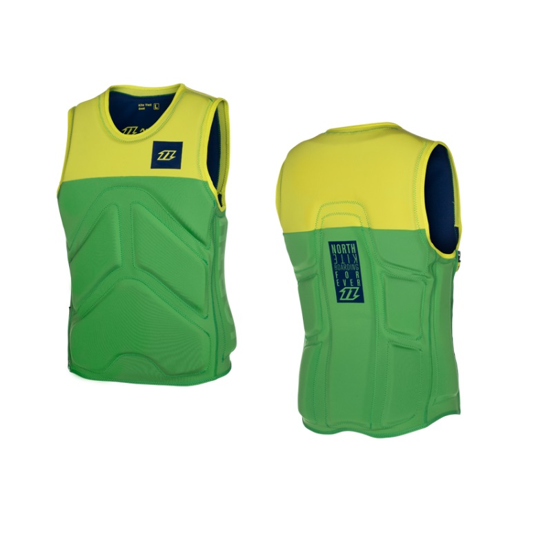 Impact Vest for seat